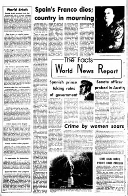 The Brazosport Facts from Freeport, Texas on November 20, 1975 · Page 2