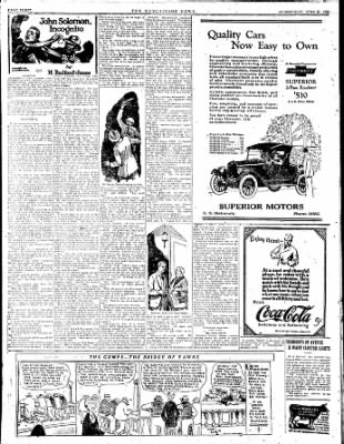 The Hutchinson News from Hutchinson, Kansas on June 27, 1923 · Page 8