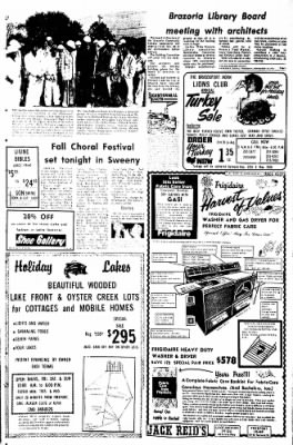 The Brazosport Facts from Freeport, Texas on November 20, 1975 · Page 5