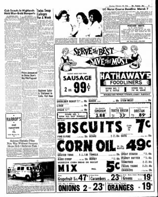The Baytown Sun from Baytown, Texas on February 28, 1966 · Page 9
