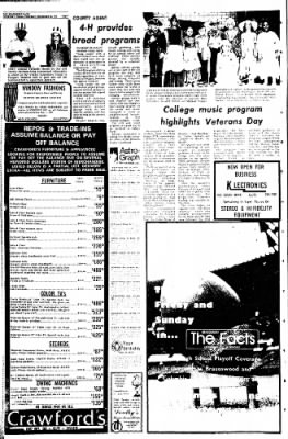 The Brazosport Facts from Freeport, Texas on November 20, 1975 · Page 6