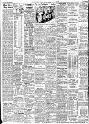 Arizona Republic from Phoenix, Arizona on February 15, 1941 · Page 20