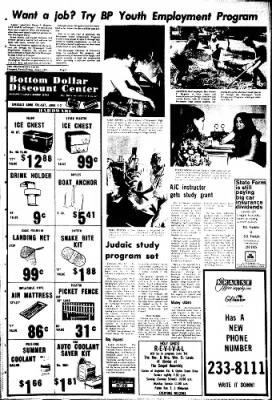 The Brazosport Facts from Freeport, Texas on June 1, 1973 · Page 7