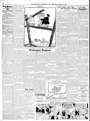 The Daily Mail from Hagerstown, Maryland on August 2, 1939 · Page 6