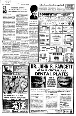Arizona Republic from Phoenix, Arizona on April 3, 1969 · Page 56