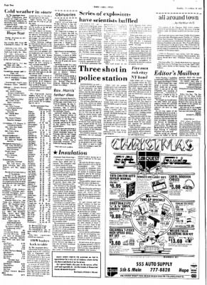 Hope Star from Hope, Arkansas on December 19, 1977 · Page 2