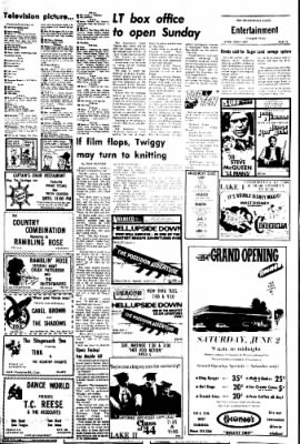 The Brazosport Facts from Freeport, Texas on June 1, 1973 · Page 12