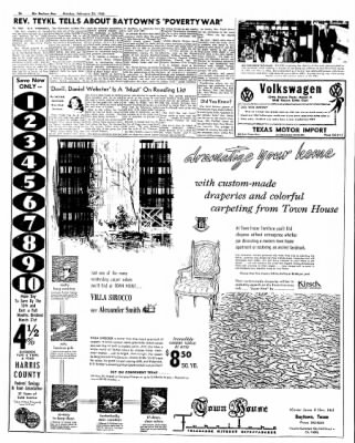 The Baytown Sun from Baytown, Texas on February 28, 1966 · Page 16