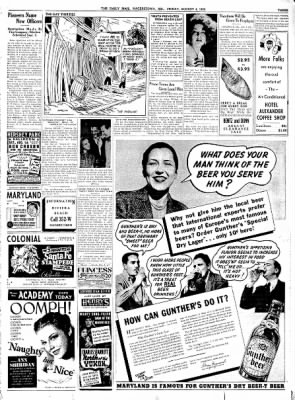 The Daily Mail from Hagerstown, Maryland on August 4, 1939 · Page 3