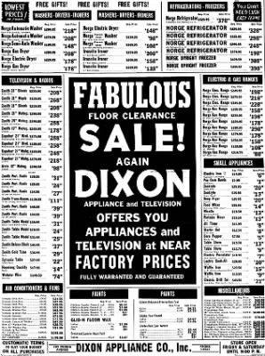 Dixon Evening Telegraph from Dixon, Illinois on May 19, 1955 · Page 15