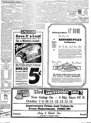 Denton Journal from Denton, Maryland on October 8, 1938 · Page 2