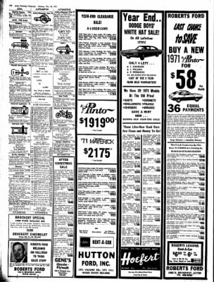 Alton Evening Telegraph from Alton, Illinois on December 28, 1970 · Page 36