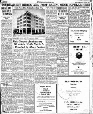 Pampa Daily News from Pampa, Texas on May 31, 1936 · Page 38