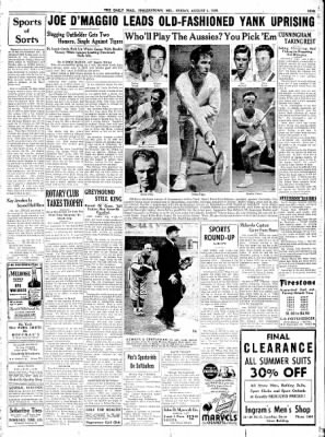 The Daily Mail from Hagerstown, Maryland on August 4, 1939 · Page 9
