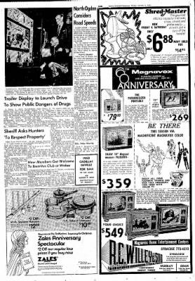 The Ogden Standard-Examiner from Ogden, Utah on October 1, 1971 · Page 12