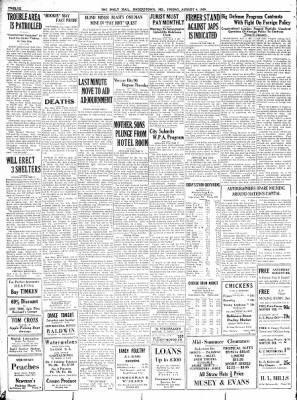 The Daily Mail from Hagerstown, Maryland on August 4, 1939 · Page 12