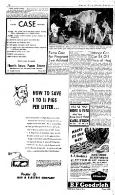 Globe-Gazette from Mason City, Iowa on January 12, 1949 · Page 4