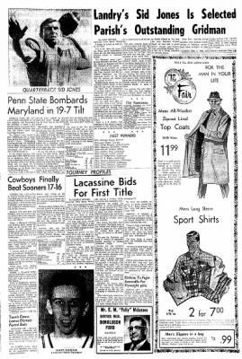Lake Charles American-Press from Lake Charles, Louisiana on December 5, 1965 · Page 19