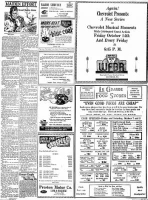 Denton Journal from Denton, Maryland on October 8, 1938 · Page 7