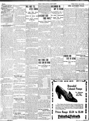 The Daily Review from Decatur, Illinois on June 29, 1914 · Page 6
