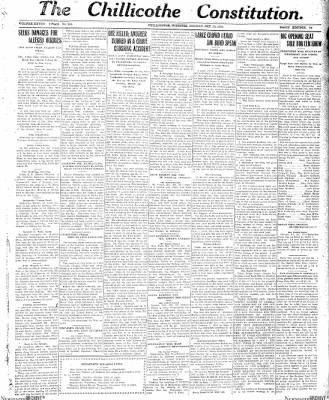 The Chillicothe Constitution-Tribune from Chillicothe, Missouri on October 30, 1916 · Page 5