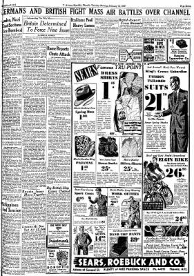 Arizona Republic from Phoenix, Arizona on February 15, 1941 · Page 51