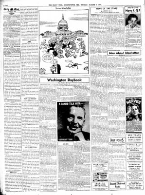 The Daily Mail from Hagerstown, Maryland on August 7, 1939 · Page 4
