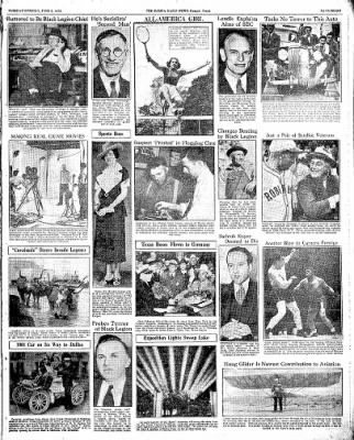 Pampa Daily News from Pampa, Texas on June 2, 1936 · Page 7