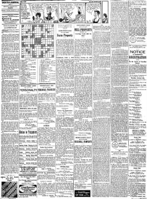 Denton Journal from Denton, Maryland on October 15, 1938 · Page 6