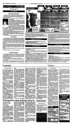 Ukiah Daily Journal from Ukiah, California on January 27, 2000 · Page 14