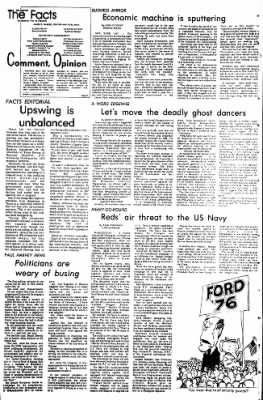 The Brazosport Facts from Freeport, Texas on November 23, 1975 · Page 4