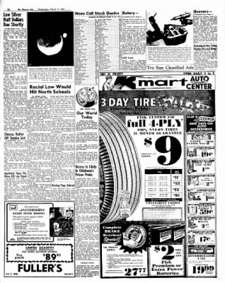 The Baytown Sun from Baytown, Texas on March 2, 1966 · Page 11