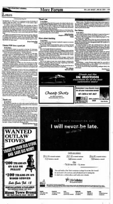 Ukiah Daily Journal from Ukiah, California on January 28, 2000 · Page 5