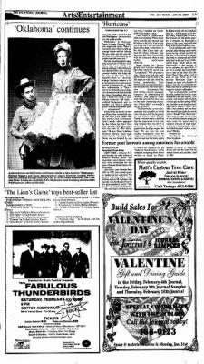 Ukiah Daily Journal from Ukiah, California on January 28, 2000 · Page 7
