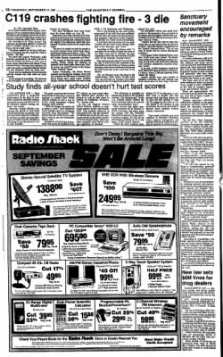 Ukiah Daily Journal from Ukiah, California on September 17, 1987 · Page 10