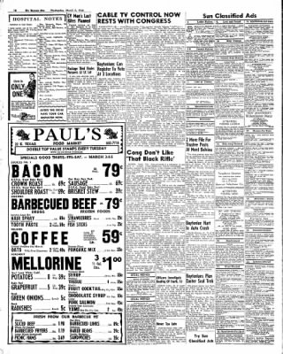 The Baytown Sun from Baytown, Texas on March 2, 1966 · Page 17