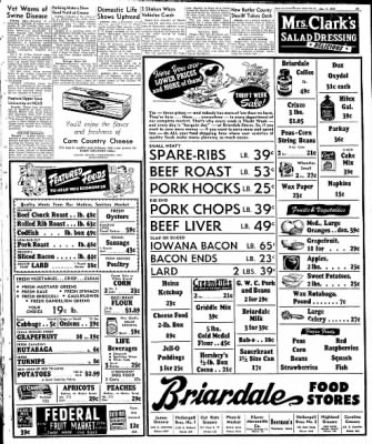 Globe-Gazette from Mason City, Iowa on January 7, 1949 · Page 10
