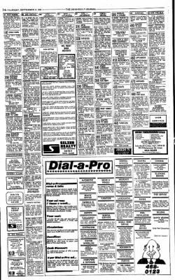 Ukiah Daily Journal from Ukiah, California on September 17, 1987 · Page 14