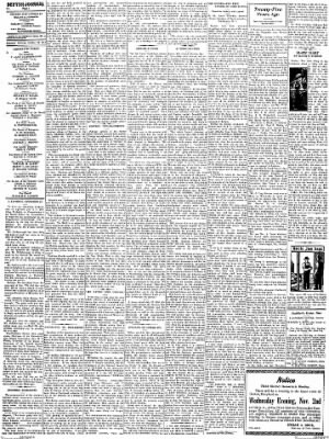 Denton Journal from Denton, Maryland on October 29, 1938 · Page 4
