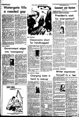 The Brazosport Facts from Freeport, Texas on June 6, 1973 · Page 5