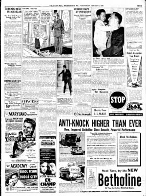 The Daily Mail from Hagerstown, Maryland on August 9, 1939 · Page 3