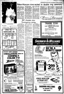 The Brazosport Facts from Freeport, Texas on November 24, 1971 · Page 3
