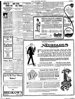The Daily Review from Decatur, Illinois on July 2, 1914 · Page 7