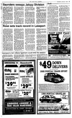 Ukiah Daily Journal from Ukiah, California on June 29, 1993 · Page 9