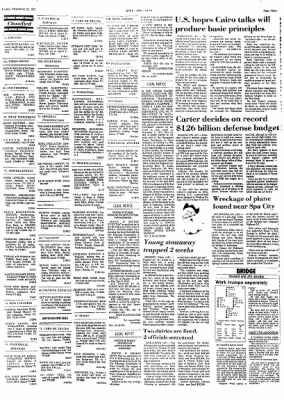 Hope Star from Hope, Arkansas on December 23, 1977 · Page 9