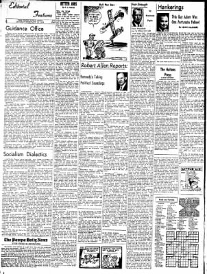Pampa Daily News from Pampa, Texas on February 16, 1959 · Page 6