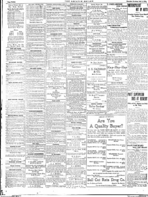 The Daily Review from Decatur, Illinois on July 2, 1914 · Page 12