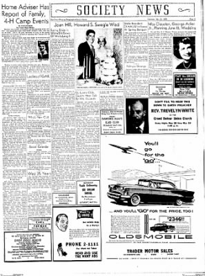 Dixon Evening Telegraph from Dixon, Illinois on May 21, 1955 · Page 5