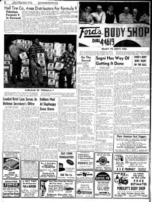 Pampa Daily News from Pampa, Texas on February 16, 1959 · Page 8
