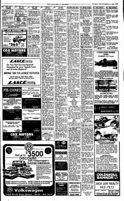 Ukiah Daily Journal from Ukiah, California on September 18, 1987 · Page 13